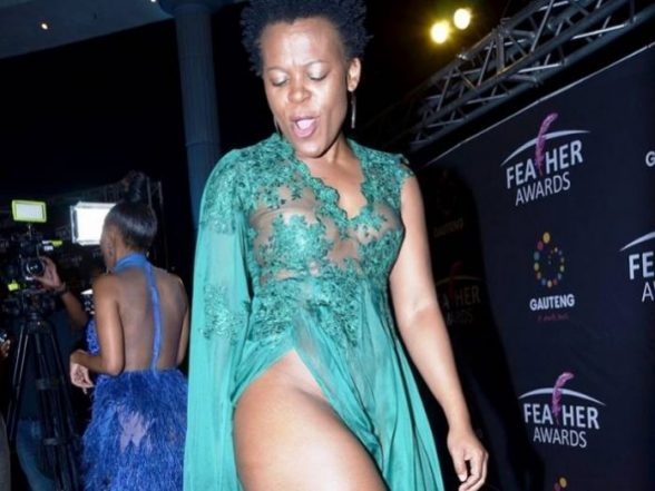 Zambia Deports Pantless South African Dancer