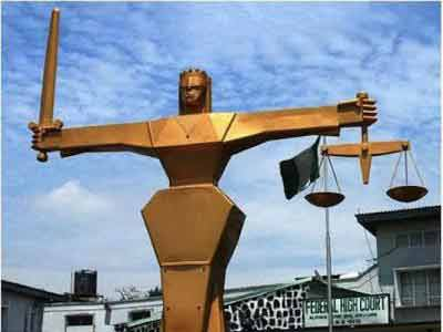 """Stool Tussle: Drama In Court As """"Dead Man"""" Sues Anambra Monarch"""