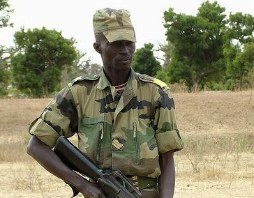 Sgt. Bako Deserts N/Army, Leaks How Dapchi Girls' Abduction Was Planned In The Villa & Executed With N80m