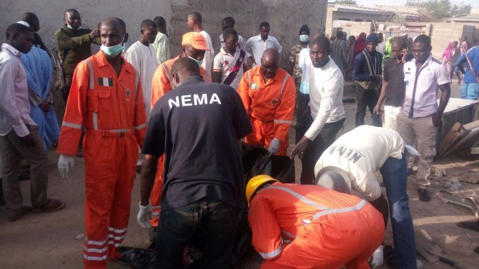NEMA Spent N400M On Demurrage To Clear 50 Percent Of China Rice Gift IDPs – DG Says