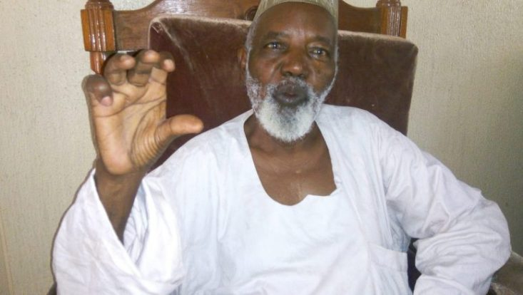 """""""You Have To Be A Thief To Become Nigeria's President"""" — Balarabe Musa"""