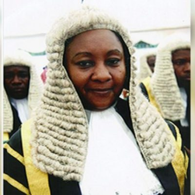 Justice Nyako Should Do Justice To IPOB The Same Way She Did To Boko Haram Suspects