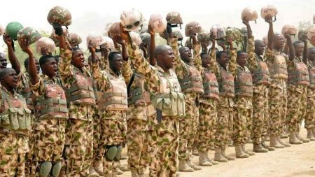 Operation 'Deep Punch' Show Force Within Dikwa Emirate