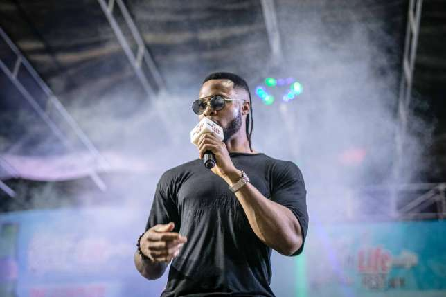 Flavour's concert in Enugu has been hit with sexual molestation and rape allegations