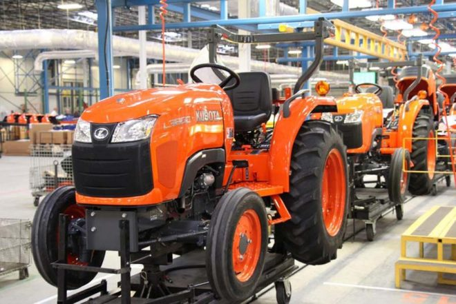 El-Rufai Inaugurates Tractor Assembly Plant, Assures Investors Of Govt. Support