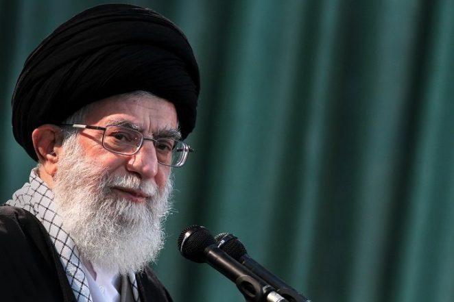 Iran's Supreme Leader Khamenei Calls On Muslim Nations To Unite Against U.S
