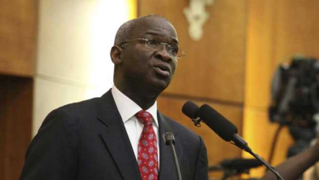 Fashola says Nigerians should be proud of Nigeria
