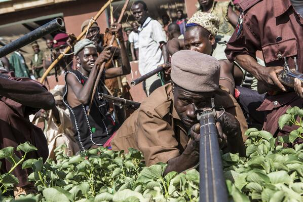 Hunters Vow To Crush Boko Haram, Conduct Self Fortification Rituals
