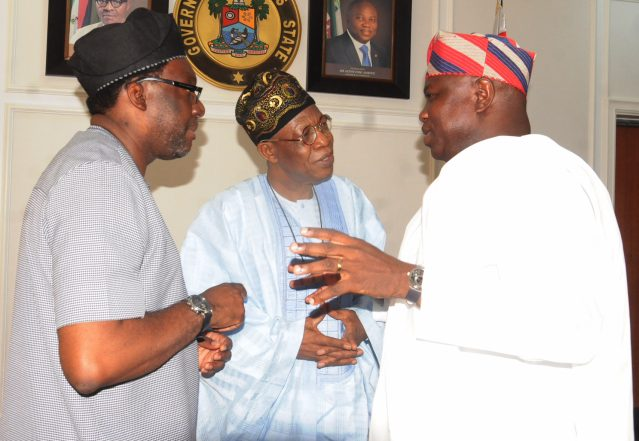 Gov. Ambode Commends Lai Mohammed, Says Lagos Will Support FG To Host Tourism Meeting