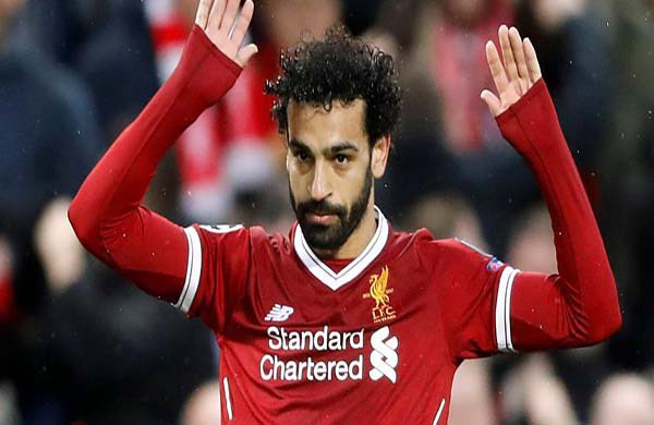 Salah Surpasses Rush In New Club, Continental Record