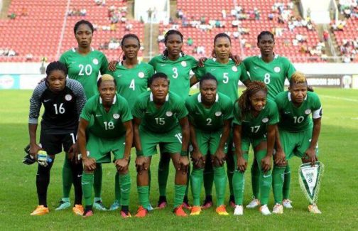 France Beat Super Falcons 8-0 In Friendly