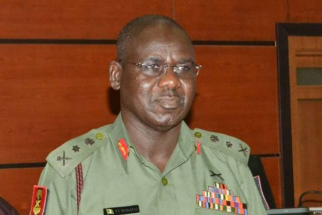 Buratai, Nigerian Army And Trip Back To Roots – By David Onmeje