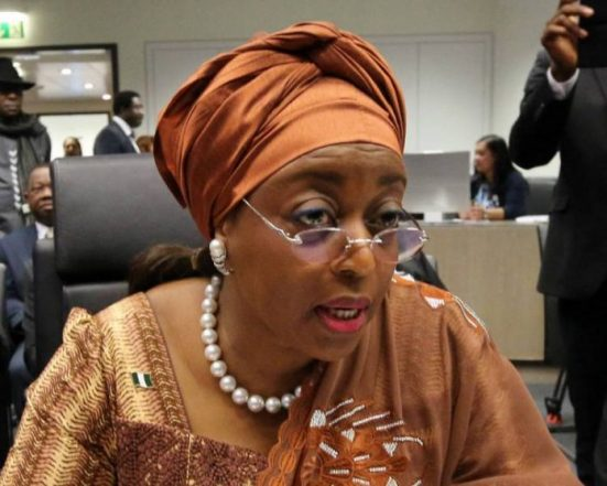 Court Orders Temporary Forfeiture Of Diezani Alison-Madueke's N325 Million Land In Lekki To Federal Government