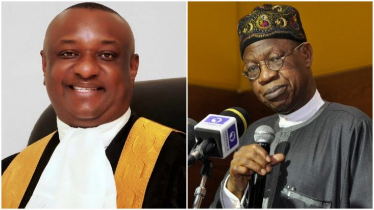 Why Buhari Dumped Lai Mohammed For Keyamo As 2019 Presidential Spokesman