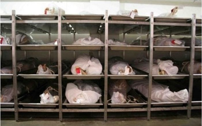 Corruption: Woman's Corpse Spends 3years In Mortuary