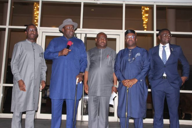South South Govs Reject Waterways Bill