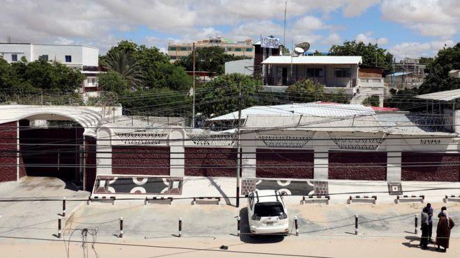 Somali Gunmen Abduct German Red Cross Nurse In Mogadishu