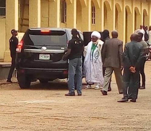 El Zakzaky, Wife Arraigned In Kaduna Court