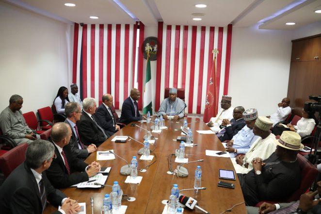 PIB: Don't Induce Lawmakers, Saraki Tells Oil Firms