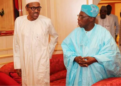 Stop Mobilising Against Me, Explain $16b Power Fund, Buhari Tells Obasanjo