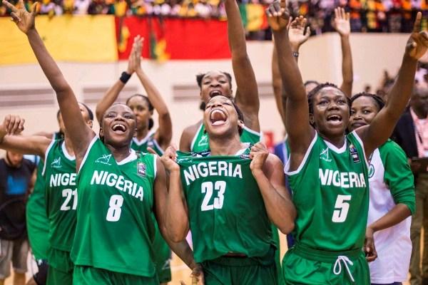 Again, Nigeria To Face Argentina in FIBA W'Cup