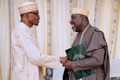 Worried Okorocha Meets Buhari Again On Bended Knee