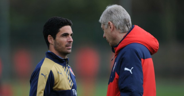 Arteta Agrees To Replace Wenger