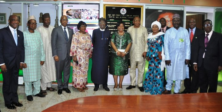 Lai Mohammed Reiterates Pro-Business Stance Of Buhari Administration