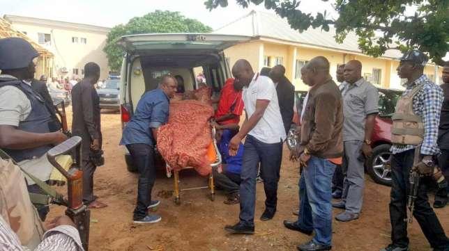 Senator Melaye Shows Up In Lokoja Court