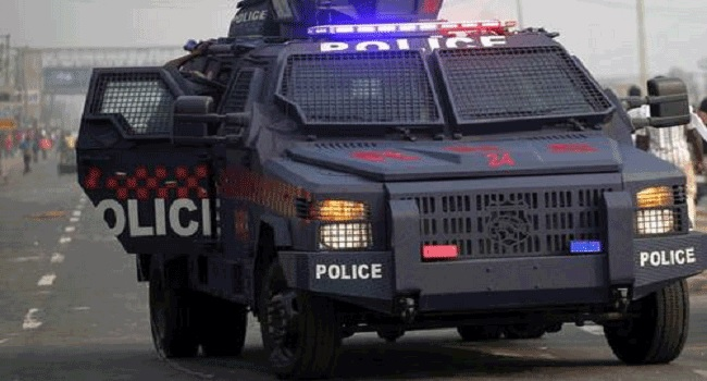 Breaking News: Police Takeover Kano House Of Assembly