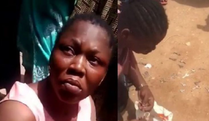 [TRENDING VIDEO] Nigerian actress, Yetunde Akilapa caught stealing in Magodo