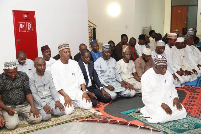Speaker Dogara Hosts Honorable Members To Iftar
