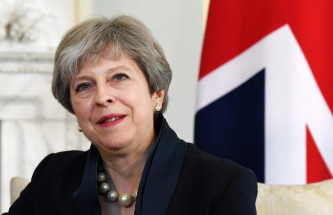 Help Nigeria Out Of Present Political Darkness, Frank Begs Theresa May