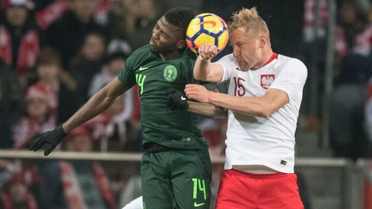 World Cup: Gernot Rohr Admits Kelechi Iheanacho Was Not Fit For Argentina
