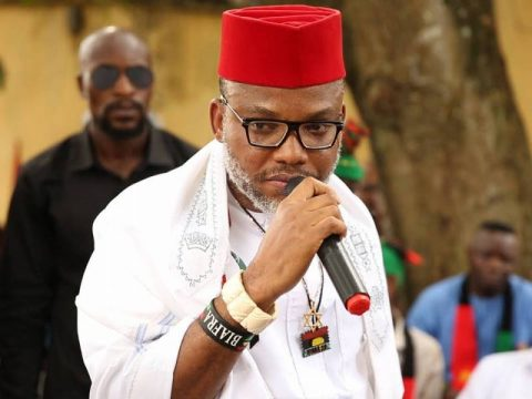 """Nnamdi Kanu Cannot Respond To inconsequential attention-seeking bloated Creek Toad"""