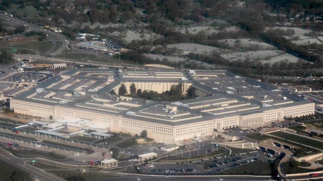 Pentagon identifies sailor killed in Africa