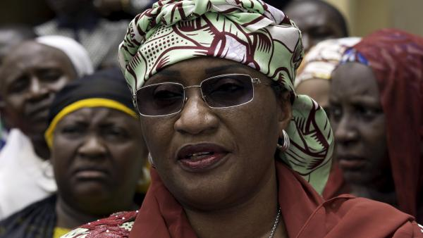 APC Debunks Report That Women Affairs Minister Was Teargassed At Party Secretariat