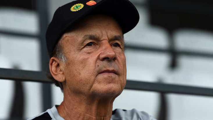 Super Eagles' prospect too tempting to dump, says Rohr