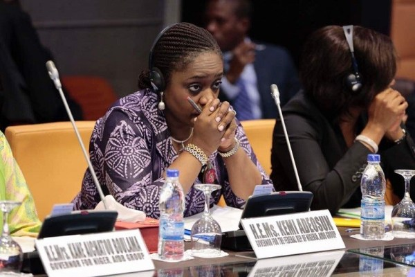 Minister of Finance, Kemi Adeosun (Photo Credit: Chronicle.ng)