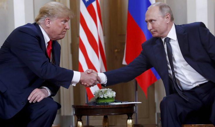 Trump Asks Aide To Invite Putin To Washington