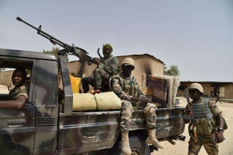 17 Boko Haram Members Get Jail Terms In Niger Republic