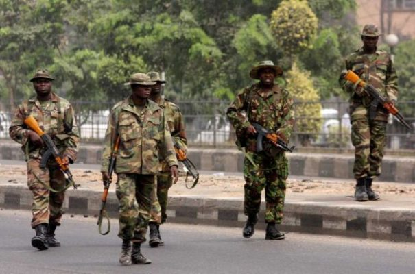 Operations Whirl Stroke: Troops Deny Killing MACBAN Members