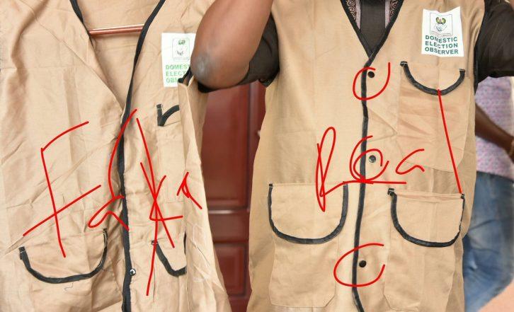 Ekiti Guber: PDP Accuses APC, Fayemi of Importing Fake Policemen, Duplicate Ballot Papers