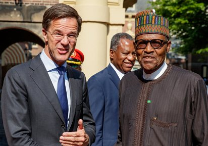 Nigeria Welcomes Netherlands Support On Lake Chad