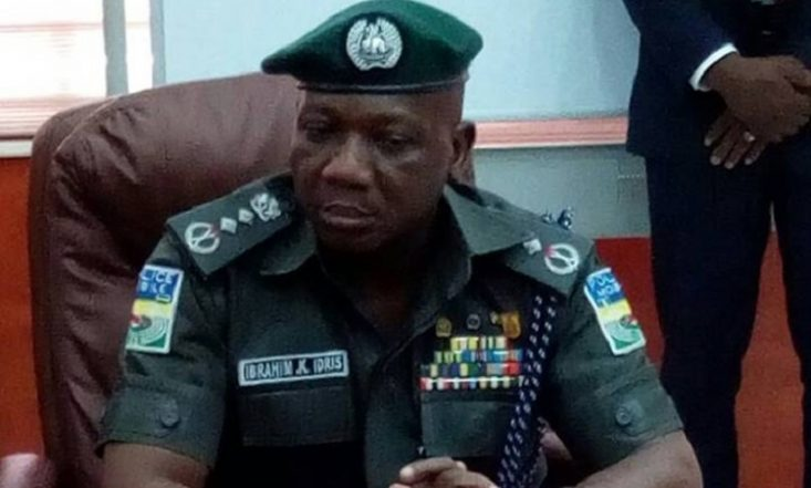 Police Take Over Benue Assembly Complex