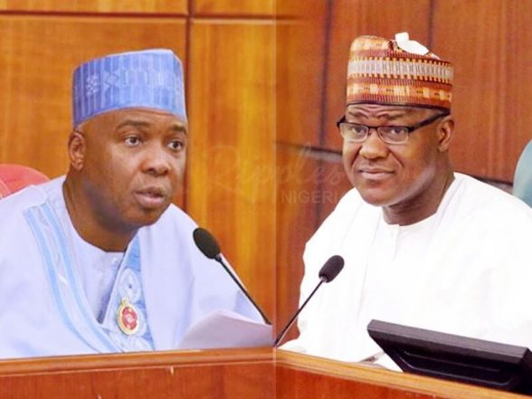 Saraki, Dogara: Current Situation In Benue Is A Desecration Of Legislative Sanctity