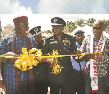 IGP Commissions Police Mobile Force Squadron In Imo