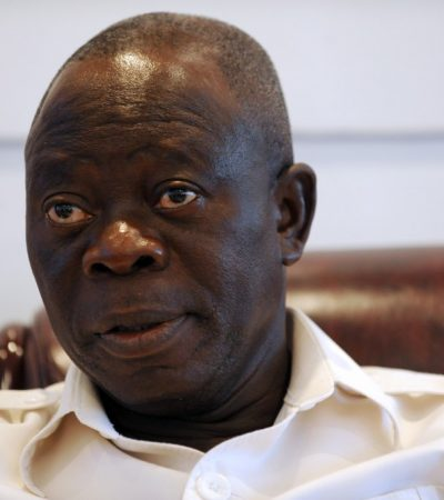 APC's Primary Elections: Garlands For Oshiomhole – By Chika Madubuike
