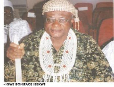 Leadership Tussle: Court Confirms Boniface Eze-Ndi-Igbo Kano