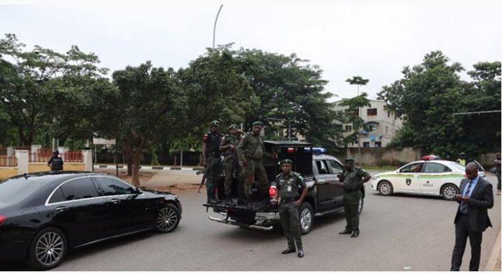 Gestapo: Buhari's Men Move To Elect New Senate Leadership Today